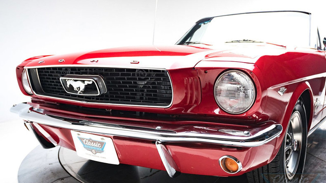1966 Ford Mustang for sale 100923564